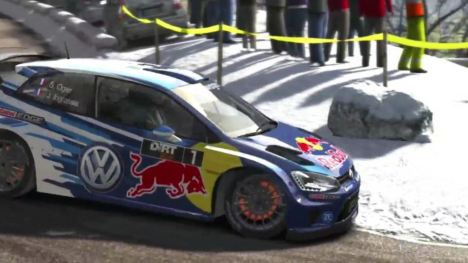 DiRT Rally Oculus Rift version trailer