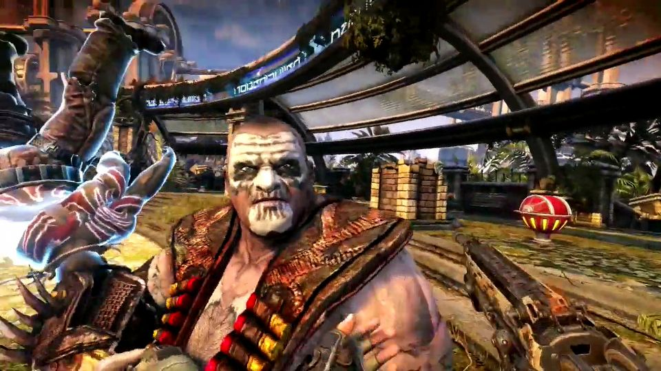 Bulletstorm: Full Clip Edition launch trailer