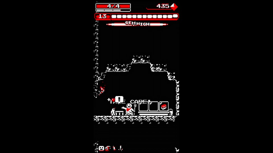 Downwell launch trailer