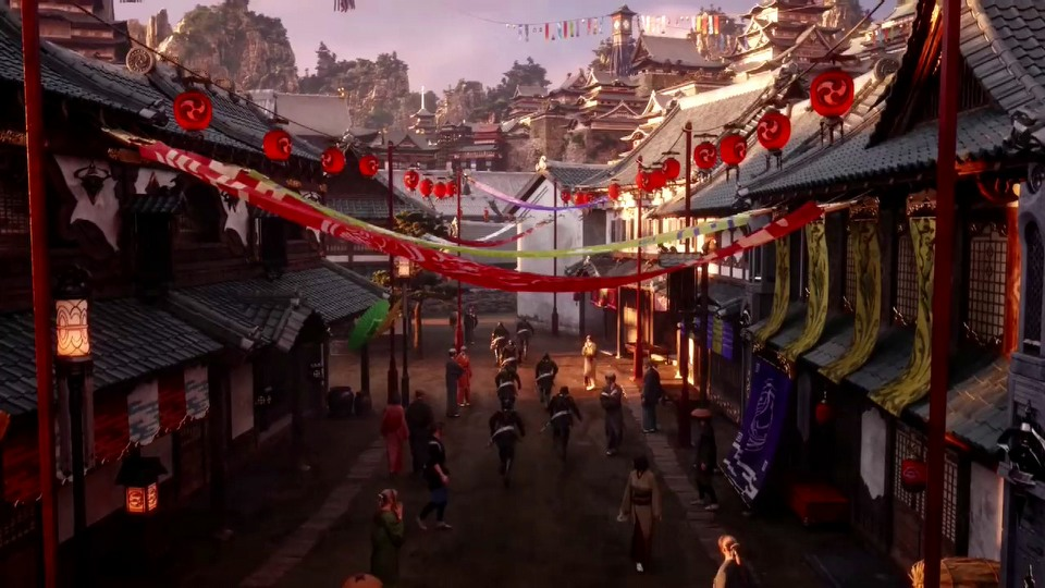 Final Fantasy XIV: Stormblood trailer #2