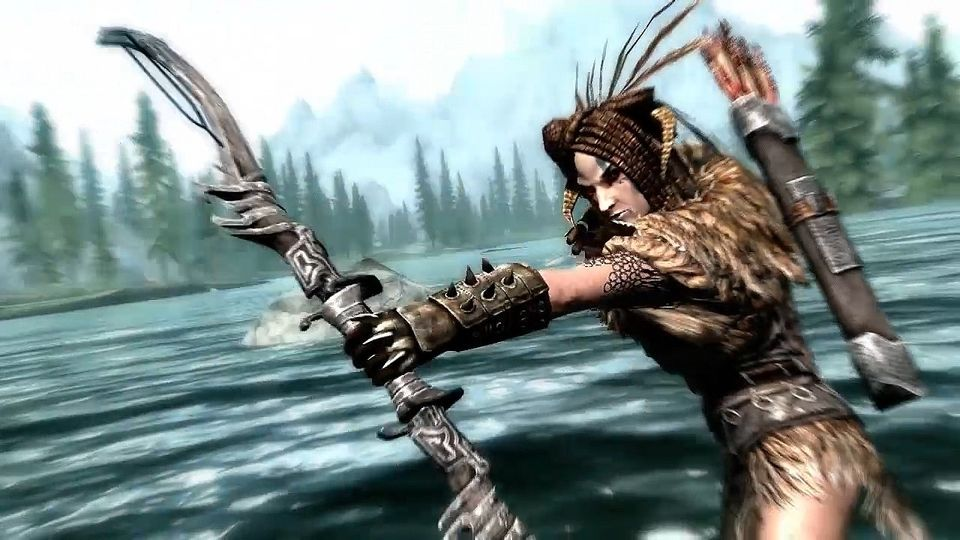 The Elder Scrolls V: Skyrim Update 1.5 Trailer