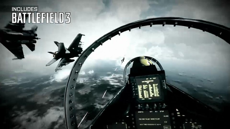 Battlefield 3 Premium Edition Launch Trailer