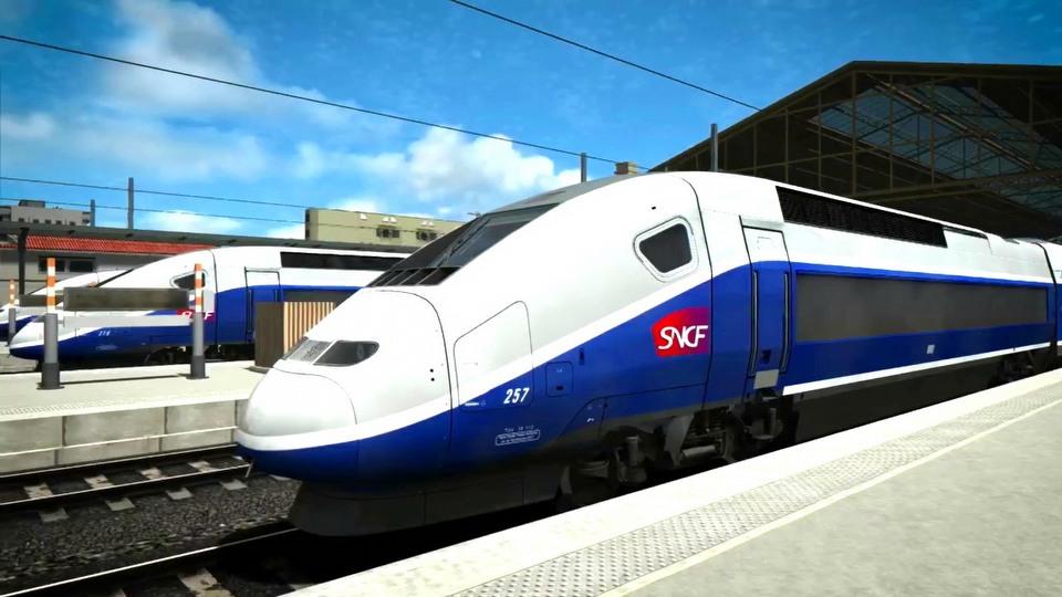 Train Simulator 2017 The Art of Precision