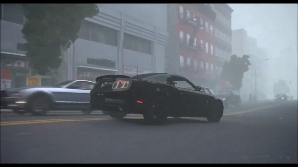 Grand Theft Auto IV iCEnhancer v.3.0 mod