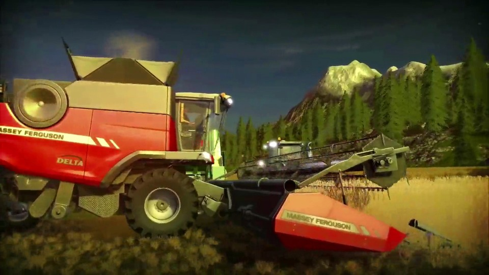 Farming Simulator 17 launch trailer