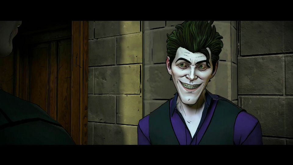 Batman: The Telltale Series - The Enemy Within launch trailer
