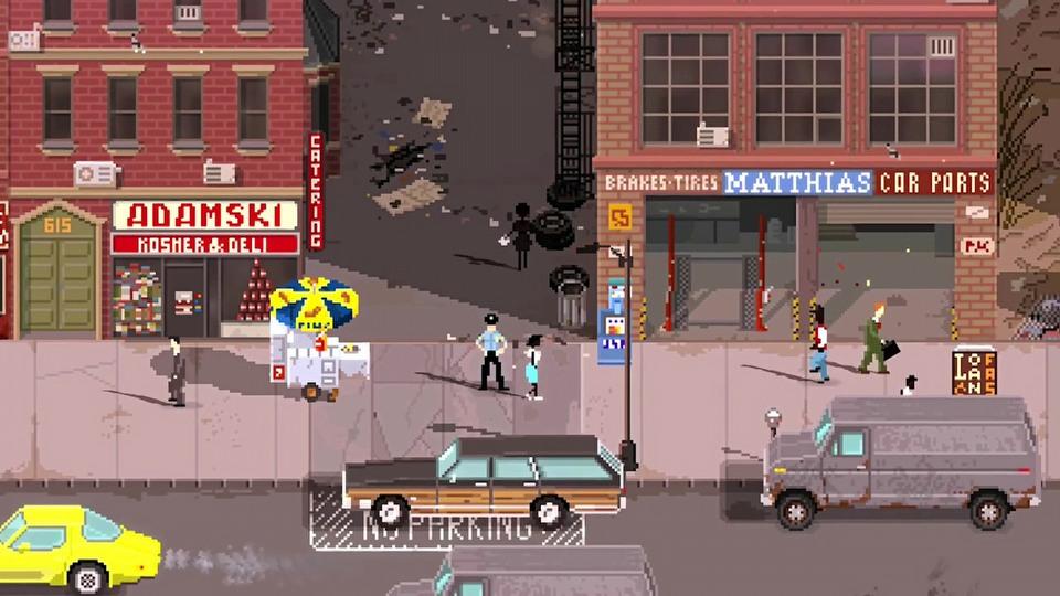 Beat Cop gameplay trailer #1