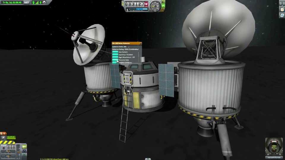 Kerbal Space Program Loud & Clear update