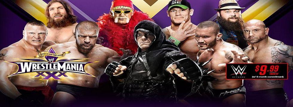 Forum: Wrestling [108] Święto wrestlingu ! - Oglądamy i komentujemy