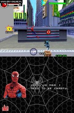 Spider-Man 3: The Game id = 80319