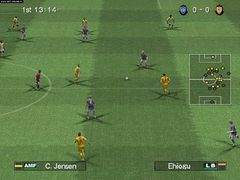 Pro Evolution Soccer 6 - screen - 2006-11-06 - 75207