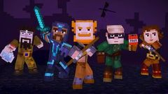Minecraft: Story Mode - A Telltale Games Series - Season 1 id = 312733