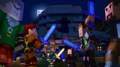 Minecraft: Story Mode - A Telltale Games Series - Season 1 id = 318070