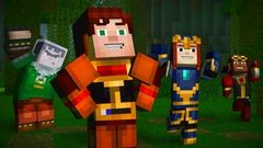 Minecraft: Story Mode - A Telltale Games Series - Season 1 id = 318071