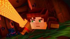 Minecraft: Story Mode - A Telltale Games Series - Season 1 id = 318073