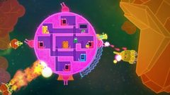 Lovers in a Dangerous Spacetime id = 307031