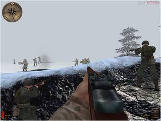 Medal of Honor: Allied Assault - Spearhead - screen - 2002-08-29 - 11516