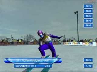 Игру ski jumping для pc download