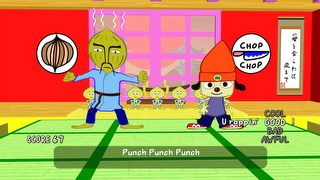 PaRappa the Rapper Remastered id = 342028