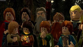 LEGO The Lord of the Rings id = 250575
