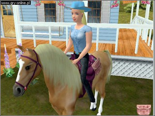 Barbie Horse Adventures Mystery Ride PC Game - Free ...