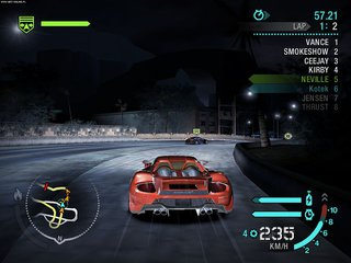 Need for Speed Carbon id = 76472
