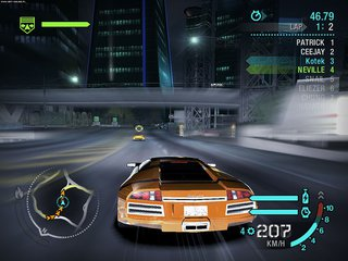 Need for Speed Carbon id = 76476