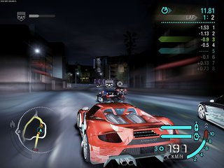 Need for Speed Carbon id = 76477