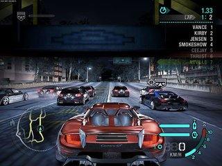 Need for Speed Carbon id = 76480