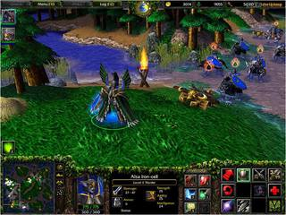 Warcraft III: The Frozen Throne - screen - 2003-03-04 - 14407