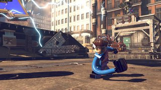 LEGO Marvel Super Heroes id = 262981