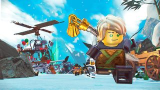 The LEGO Ninjago Movie Video Game id = 352978