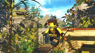 The LEGO Ninjago Movie Video Game id = 352980