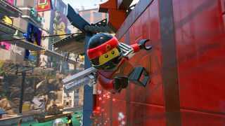 The LEGO Ninjago Movie Video Game id = 352981