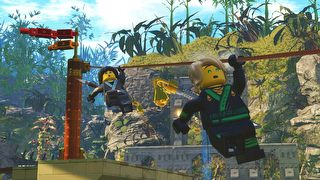 The LEGO Ninjago Movie Video Game id = 352985