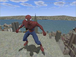 Spider-Man 2: The Game id = 35489