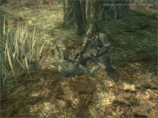 Metal Gear Solid 3: Snake Eater - screen - 2004-10-22 - 35537