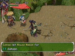 Shiren the Wanderer - screen - 2010-01-09 - 171529