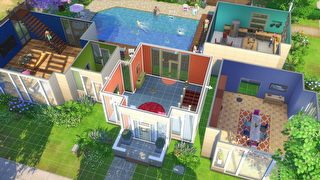 The Sims 4 id = 351084