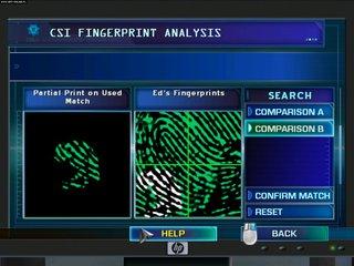 CSI: Crime Scene Investigation: Hard Evidence id = 90626