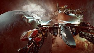 EVE: Valkyrie - Warzone id = 317915