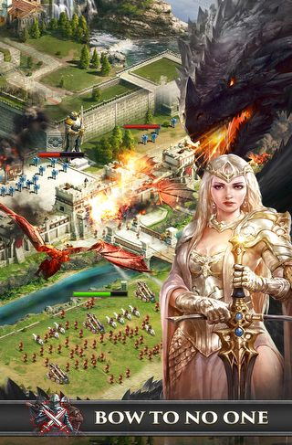 King of Avalon: Dragon Warfare id = 340619