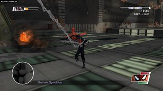 Spider-Man: Web of Shadows - screen - 2008-10-28 - 121044