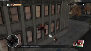 Spider-Man: Web of Shadows - screen - 2008-10-28 - 121047