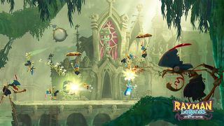 Rayman Legends Definitive Edition id = 342626