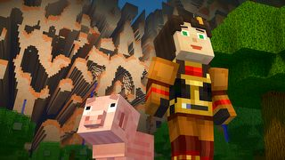 Minecraft: Story Mode - A Telltale Games Series - Season 1 id = 312731