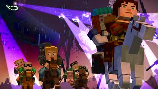 Minecraft: Story Mode - A Telltale Games Series - Season 1 id = 312732