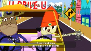PaRappa the Rapper Remastered id = 335369