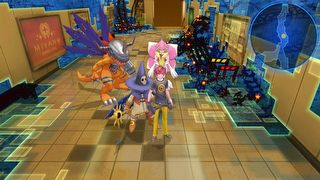Digimon Story: Cyber Sleuth id = 315343