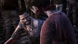 The Walking Dead: A Telltale Games Series - Season One id = 251859